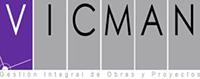 Vicman | Gestión Integral de Obras y Proyectos Logo